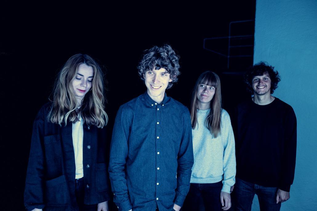 Die Band Tonbandgerät wird in diesem Jahr als Headliner auf dem NORDEN Festival spielen.