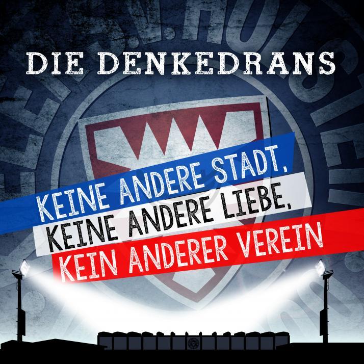 Die Single durften Die Denkedrans im Tonstudio von Radio Schleswig-Holstein aufnehmen