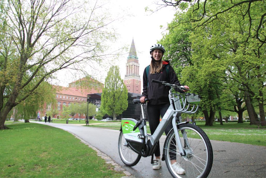 Praktikantin Finja hat die neuen E-Bikes der SprottenFlotte für euch getestet.