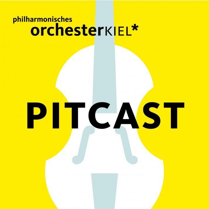 """Das Philharmonische Orchester Kiel startet neues Format: den """"Pitcast""""."""