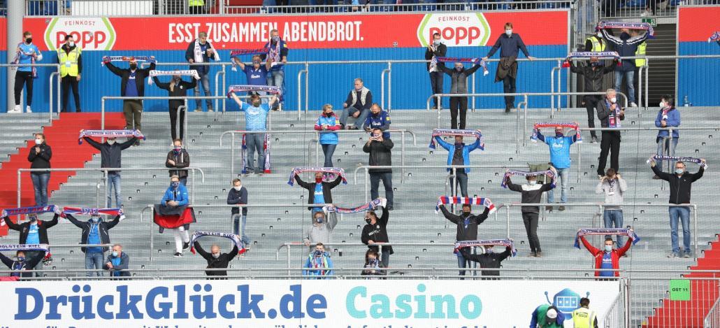 Zum Relegations-Rückspiel dürfen 2350 Fans in Stadion.