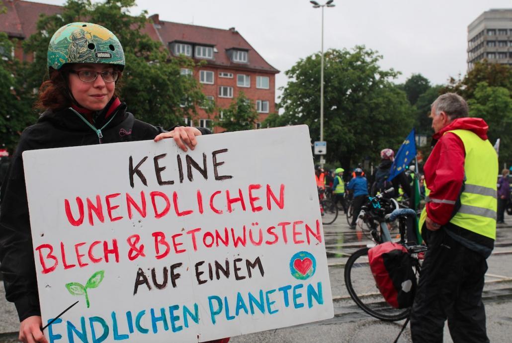 Erneute Klima-Demo auf dem Exer geplant