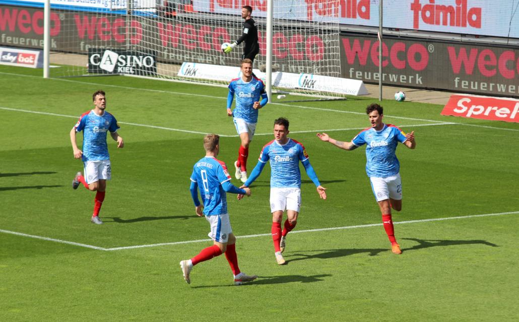 Eine Saison mit Höhen und Tiefen fand im Rückspiel der Relegation gegen den 1. FC Köln seinen Abschluss.