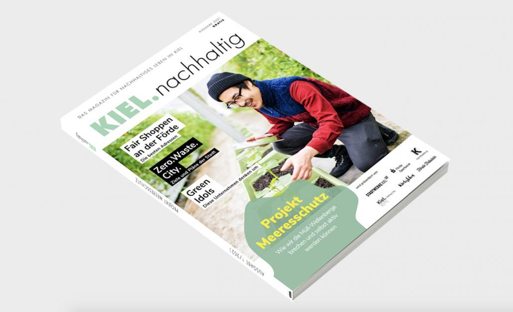 Neues Magazin KIEL.nachhaltig ist da!