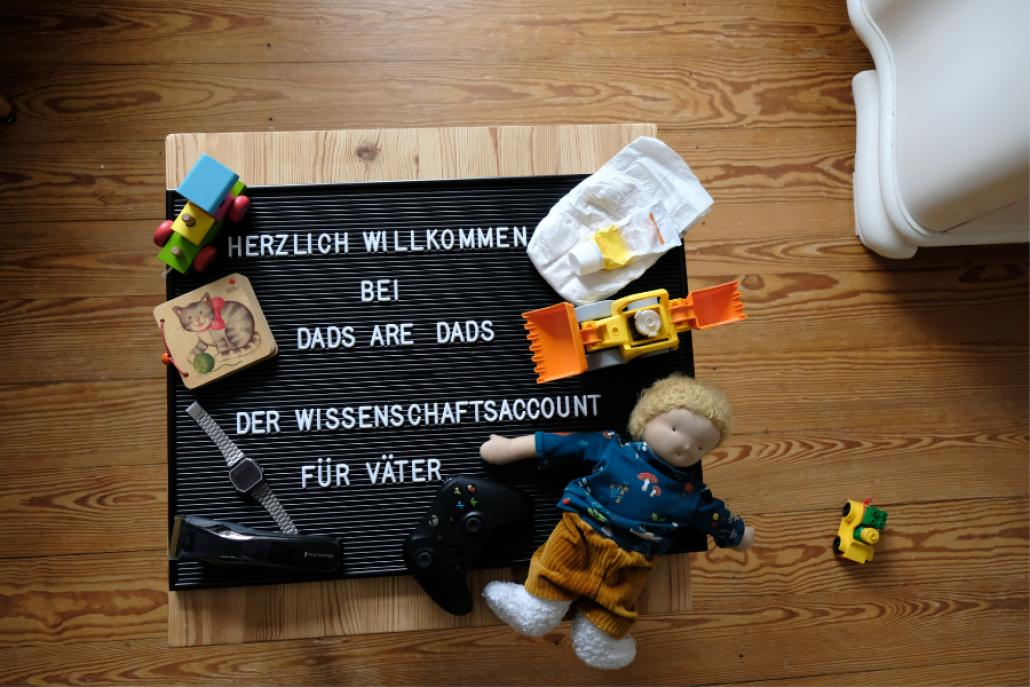 Dads are dads. Oder?