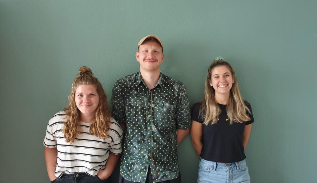 """Die App """"FairFischt""""  von Jascha Deeken, Valerie Poschmann und Anna Schwarz nimmt den WWF Fischatlas mit auf und entwickelt eine Entscheidungshilfe für nachhaltigen Fischkonsum"""