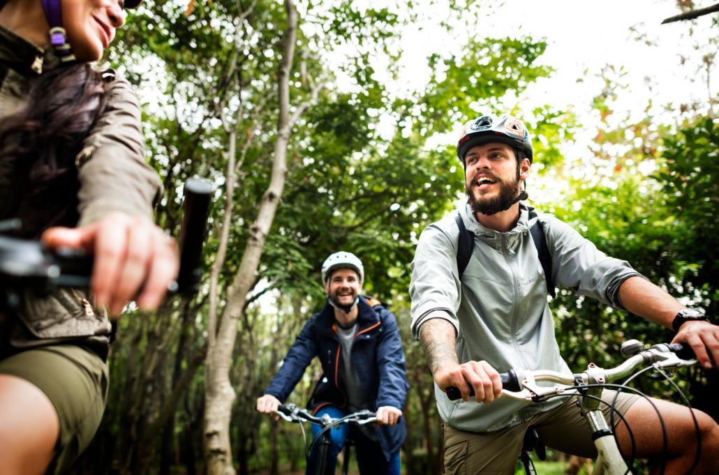 Fahrradfreunde sind zurück