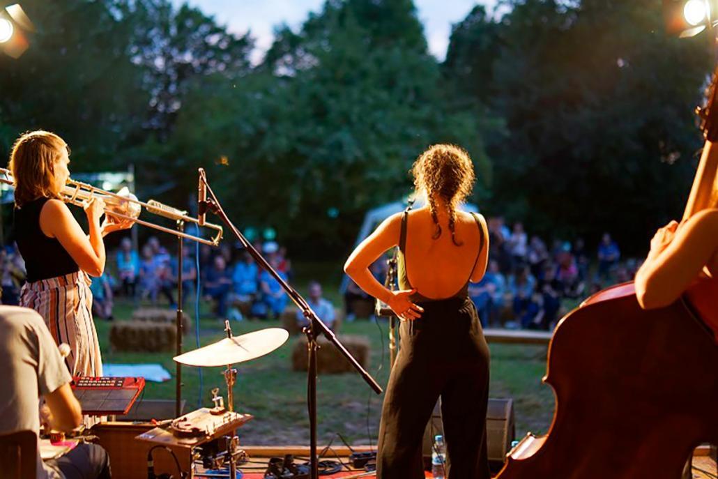 Musikalische Vielfalt am Honigsee