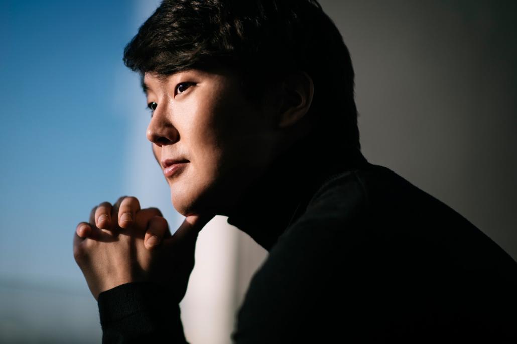Für Mozarts Klavierkonzert Nr. 23 am Flügel: Seong-Jin Cho.
