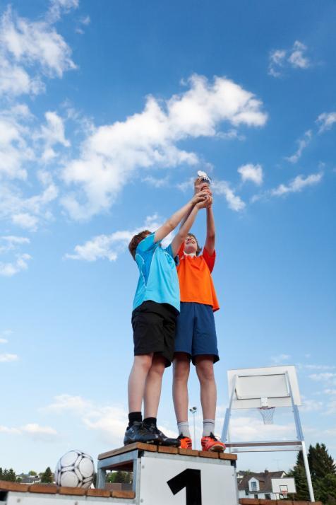 Jugendsportler*innenehrung: Jetzt Vorschläge einreichen