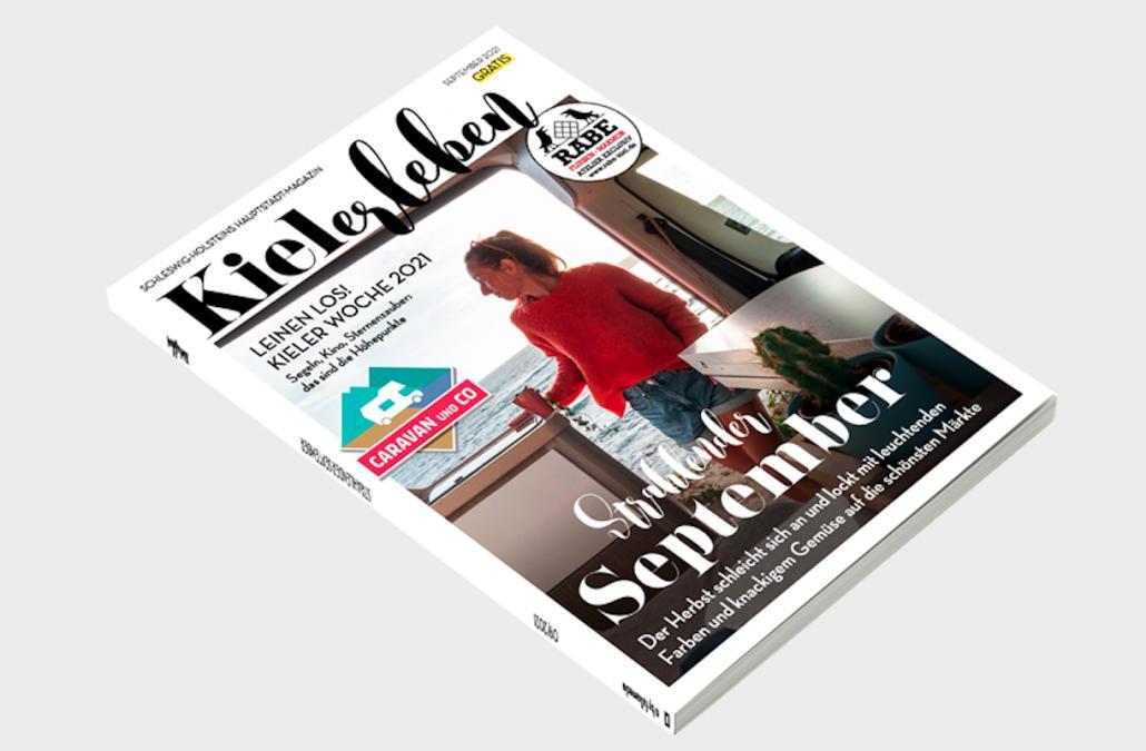 Die September-Ausgabe der KIELerleben ist da!