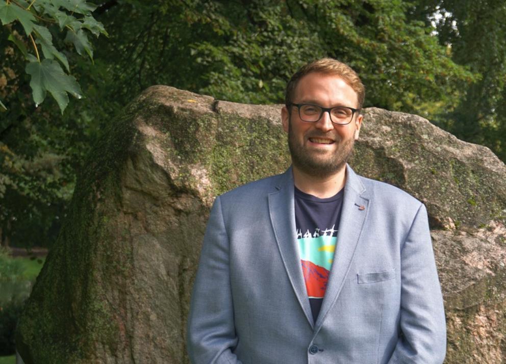 Der Kieler Moritz Pointmayer machte den besten Abschluss aller Auszubildenden in Vollausbildung.