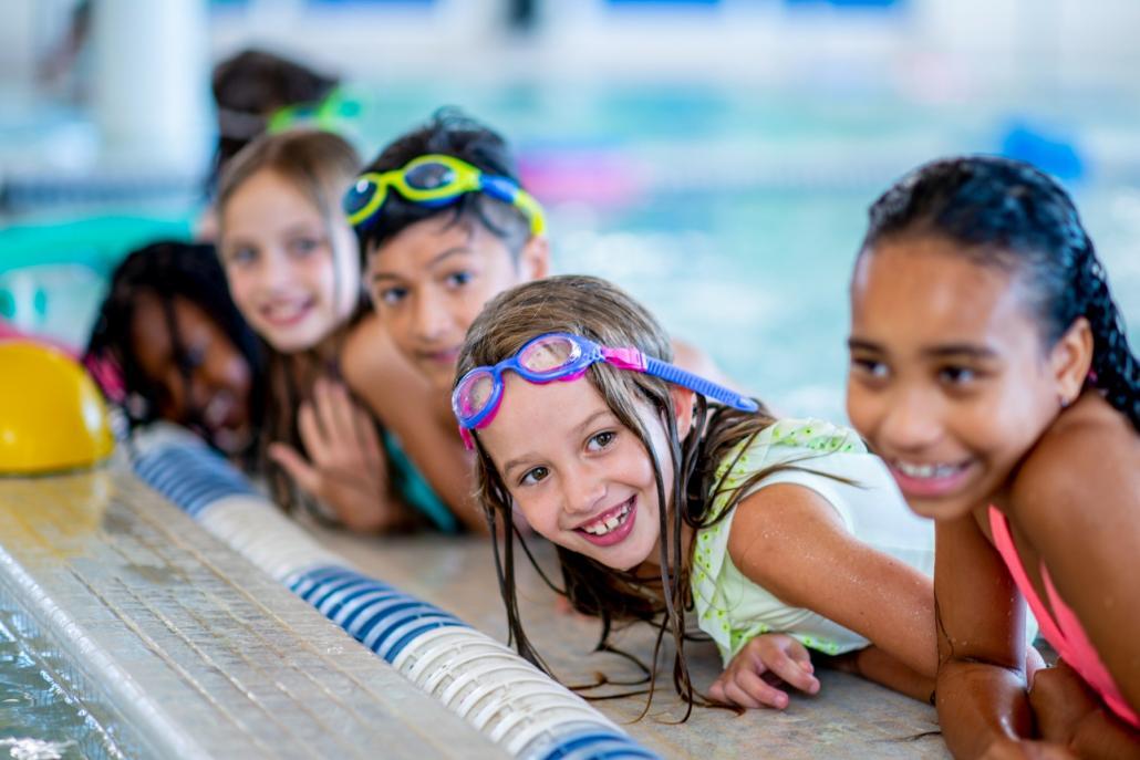 So baden Kinder kostenlos