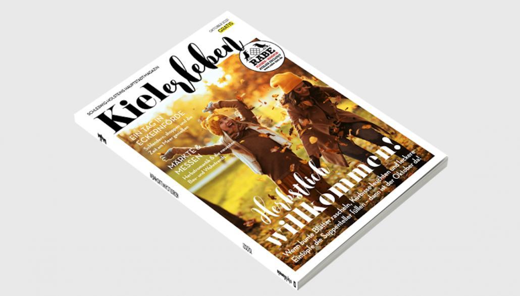 Die Oktober-Ausgabe von KIELerleben ist da!