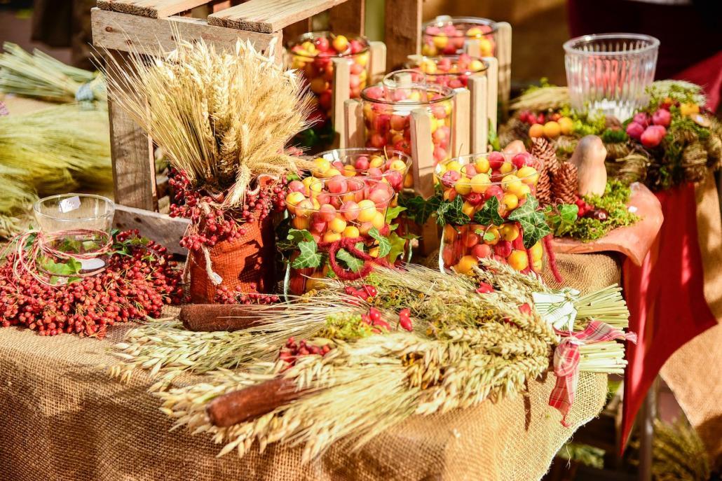 Beim Bauern- und Regionalmarkt in der Kieler Innenstadt gibt es auch in diesem Jahr wieder etwas zu gewinnen!