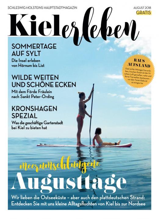 KIELerleben August 2018