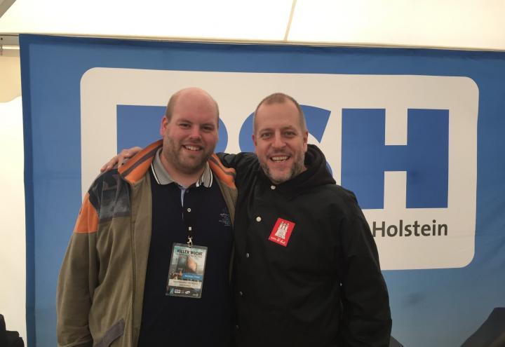Lotto King Karl über Kiel, Musik und Fußball