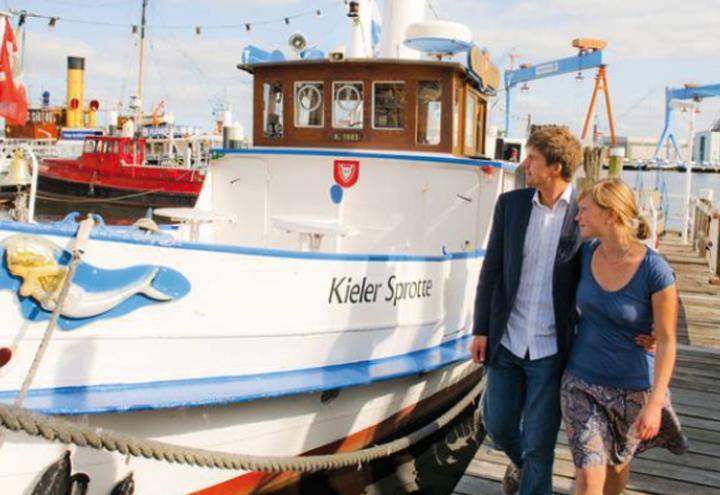 """Der """"Kiel Guide"""": die App für Fördeliebhaber"""