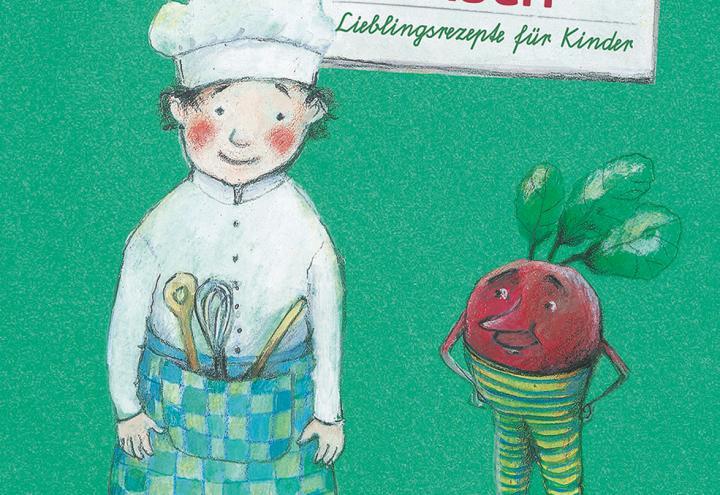 """Kinder-Kochbuch """"Der kleine Koch"""""""