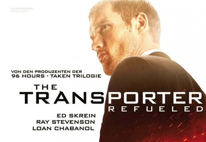 Blu-ray: The Transporter Refueled