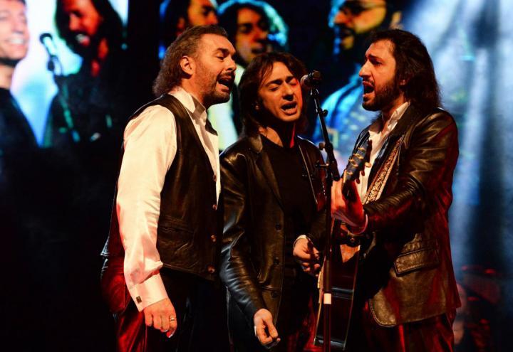 Massachusetts - Das Bee Gees Musical in Kiel