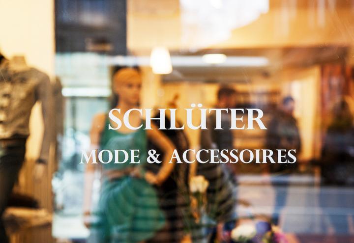 Schlüter Mode in neuem Gewand