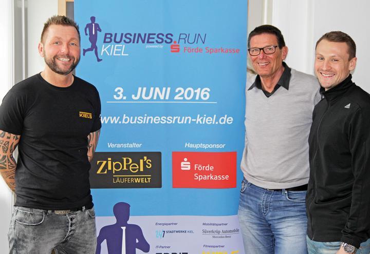 Der Business.Run Kiel 2016 – jetzt anmelden!