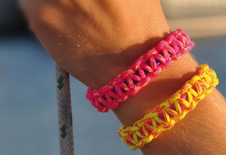 Armbänder von Tampen Kiel