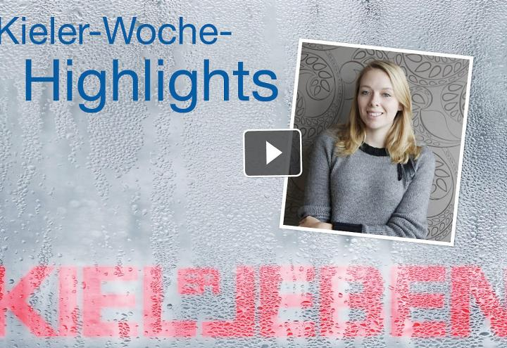 Video: Kieler Woche Highlights am 21. Juni 2016