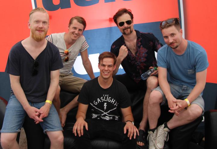 Royal Republic im Interview