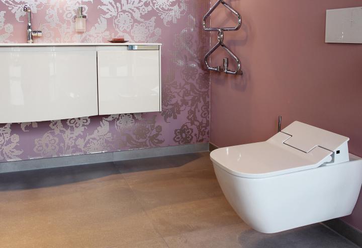 Komfort und Hygiene mit dem Dusch-WC