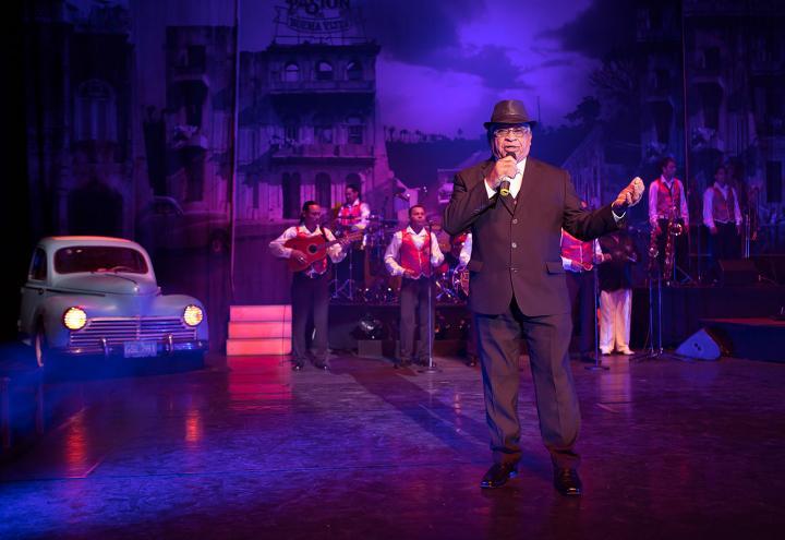 Kubanische Musik im Max Nachttheater