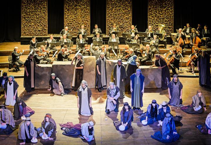 Die Festspieloper Prag zeigt die weltweit gelobte Verdi-Oper