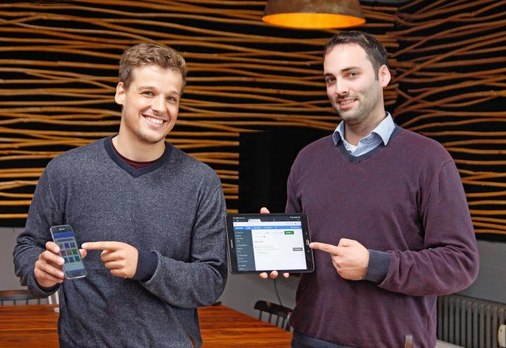 Kieler Start-ups: clickle