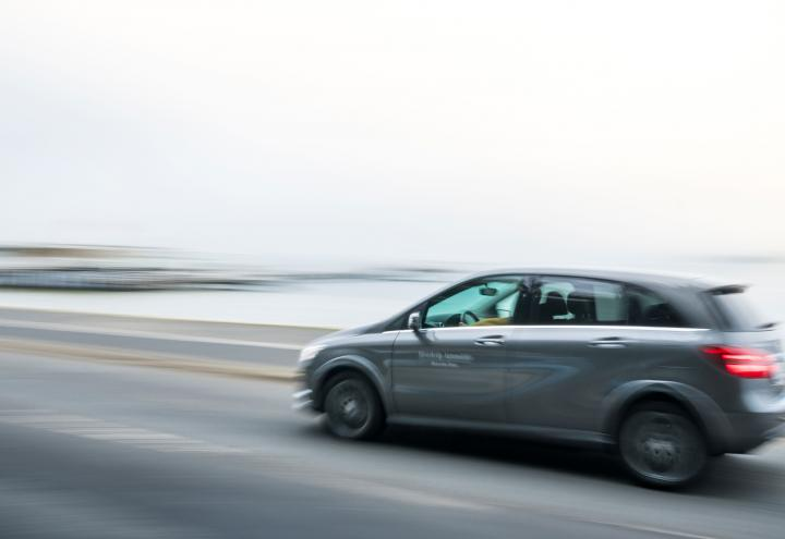Mobilität von morgen: das Video zum Fahrbericht