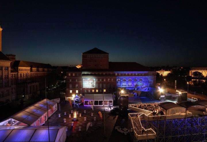 Opernklänge unter freiem Sommerhimmel