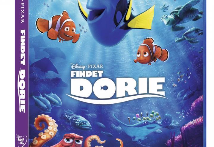 DVD Findet Dorie
