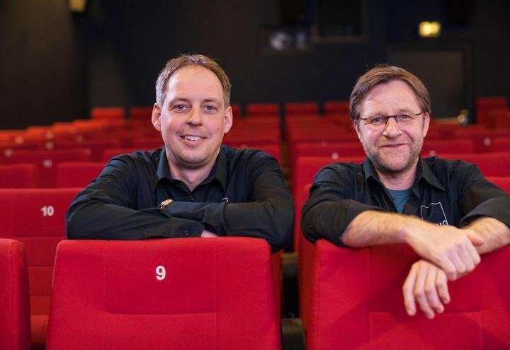 Porträt: Die Betreiber des Studio-Filmtheaters