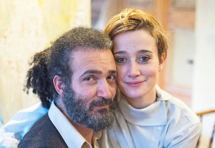 Im Porträt: Ibrahim Hamada & Maaiken Fonck