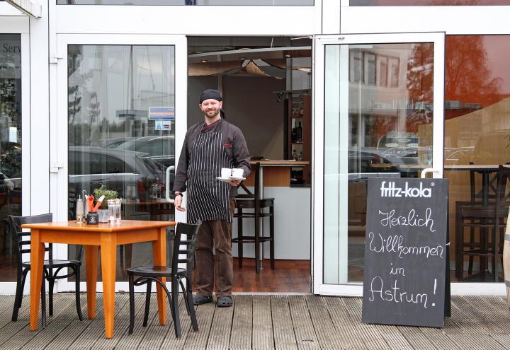 Genuss und Kreativität im Restaurant Astrum