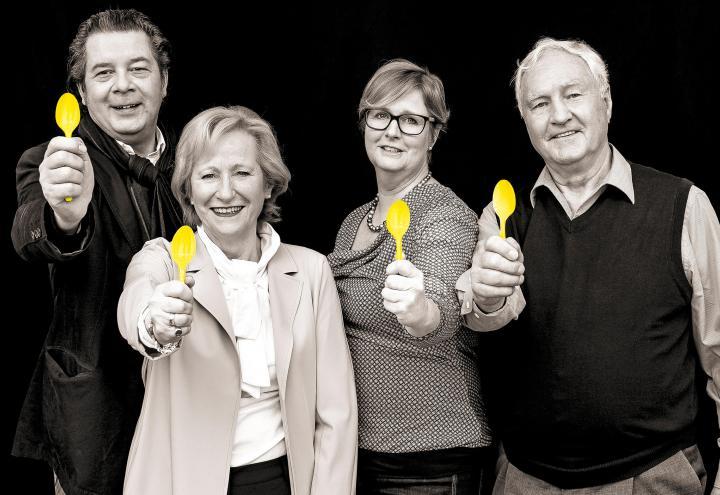 Hoher Einsatz gegen den Kinderhunger in Kiel