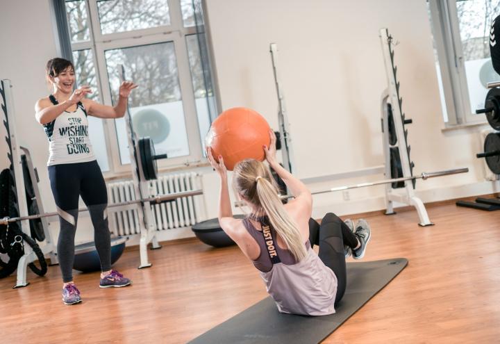 Tipps von Fitnessexperte Lasse Bork: Teil 3