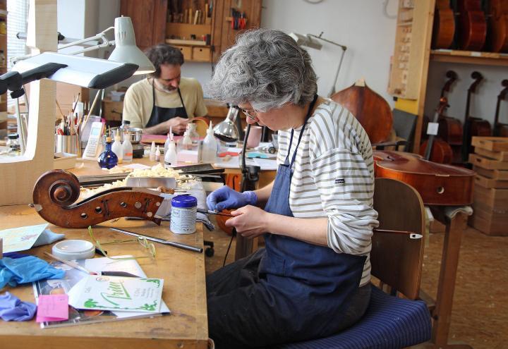 Tradition, Kunst und Handwerk