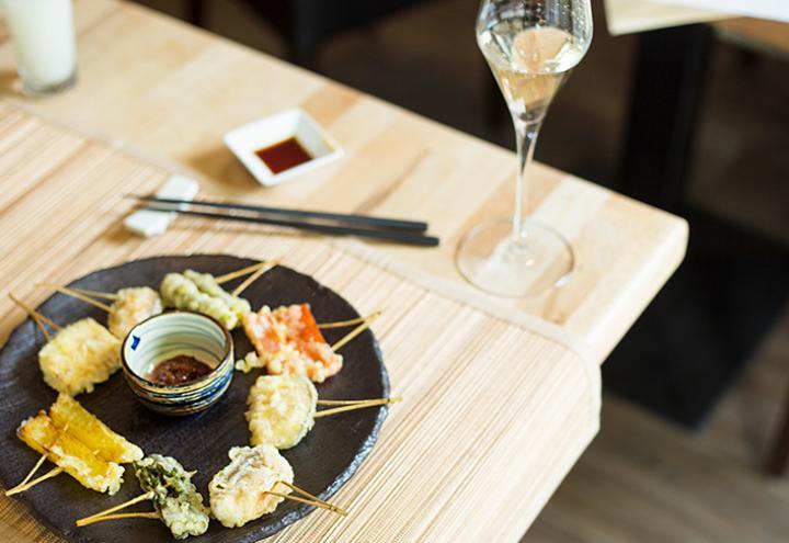 Kulinarische Kaiseki-Erfahrung