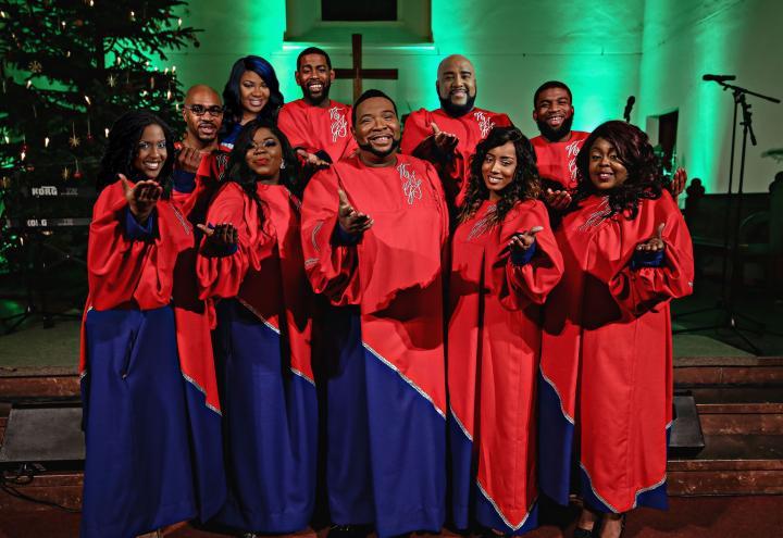 New York Gospel Stars feiern Jubiläum