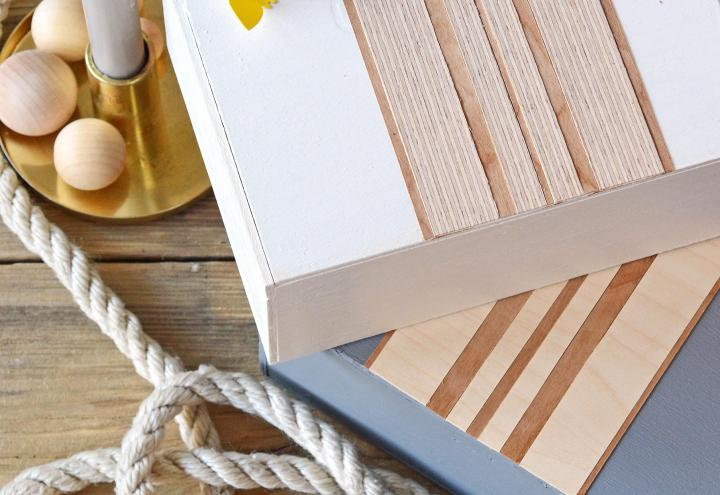 DIY-Tipp: Persönliche Schatztruhe