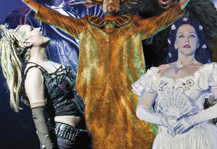 Magische Höhepunkte der Musicalwelt