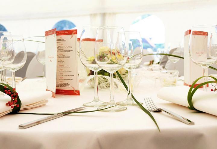 Keine Hochzeit ohne Planung