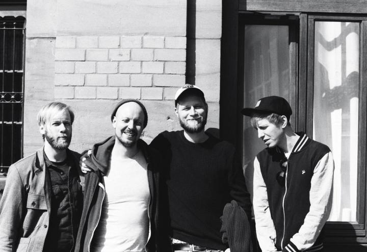 Henri Parker & The Lowered Lids präsentieren neues Album