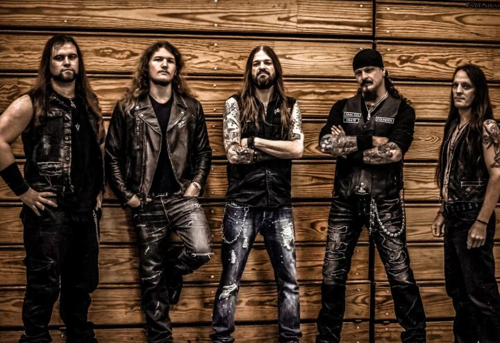 Iced Earth – Der Metal macht in Kiel halt